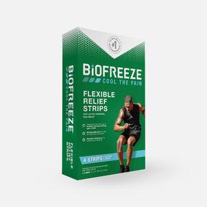 Biofreeze Flexible Relief Strips , 4 ct