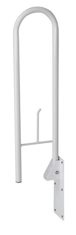 Healthsmart® Fold Away Grab Bar Shower Safety Handrail, , large image number 2