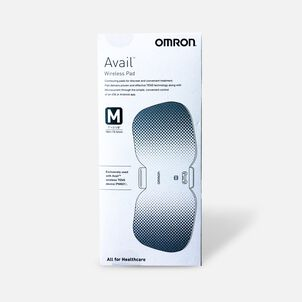 Omron Avail Wireless Pad Refill, Medium