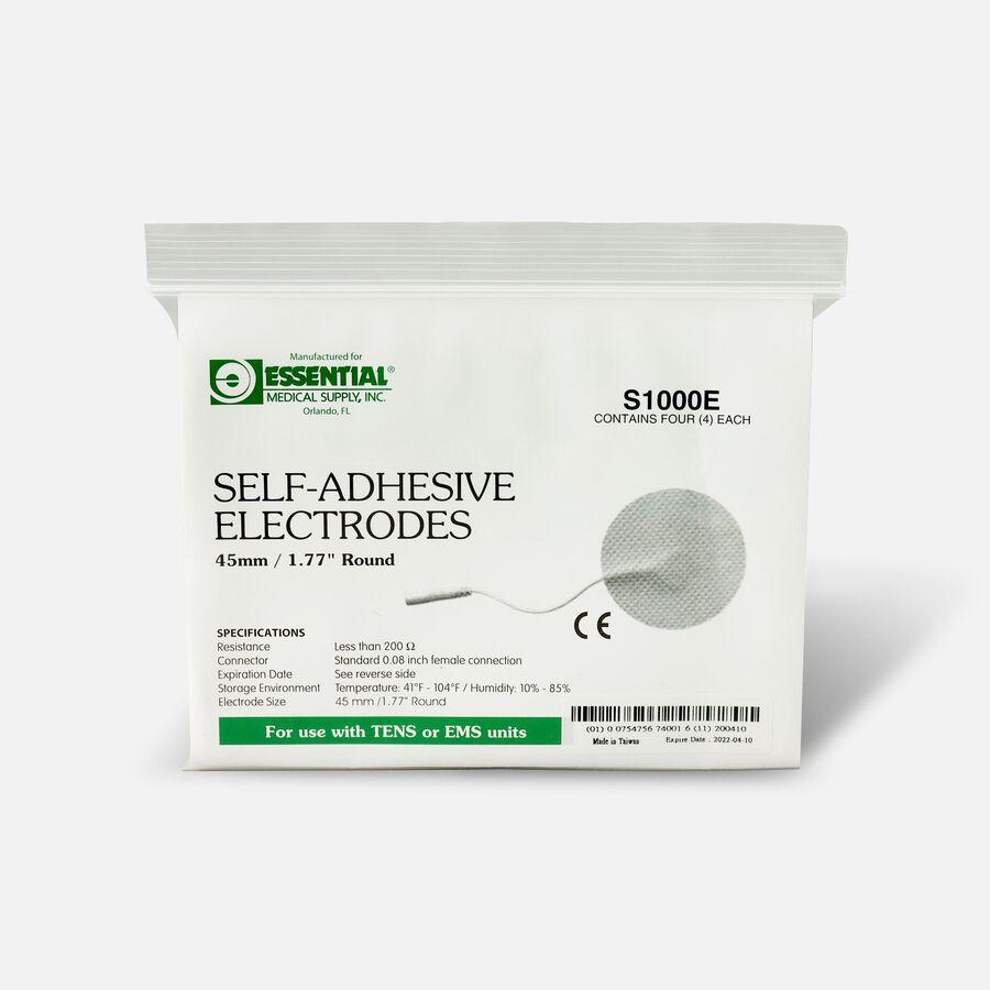 Essential Medical Supply Tens Electrode Set, , large image number 0
